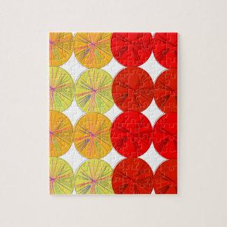 Design slices wild exotic jigsaw puzzle
