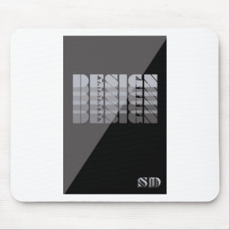 DESIGN Transparent Mouse Pad