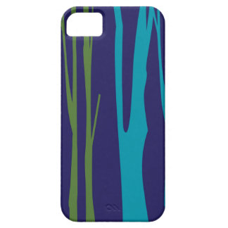 DESIGN Trees blue elements Case For The iPhone 5