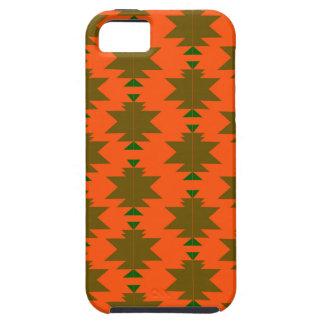 Design wild aztecs eco case for the iPhone 5