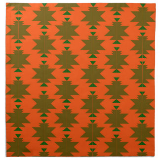 Design wild aztecs eco napkin