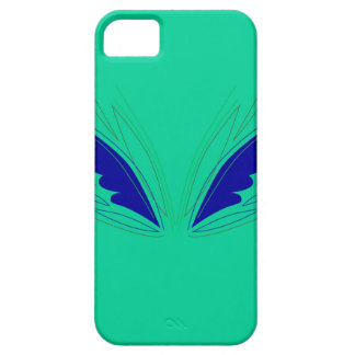 Design wings eco Green Case For The iPhone 5