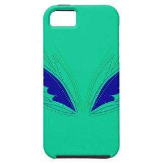 Design wings eco Green iPhone 5 Case