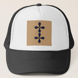Design wings  ethno bio look trucker hat