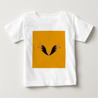 Design wings, gold ethno baby T-Shirt