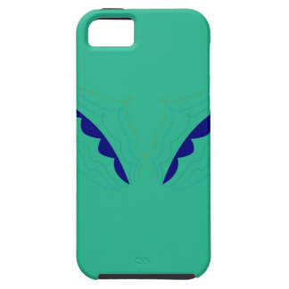Design wings green eco case for the iPhone 5