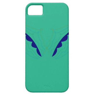 Design wings green eco iPhone 5 cover