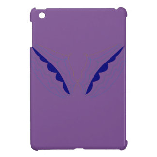 Design wings pink case for the iPad mini