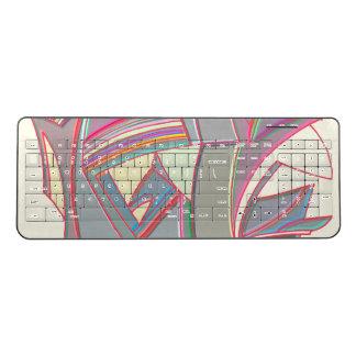 Design Wireless Keyboard