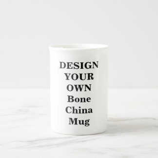 Design Your Own Bone China Mug