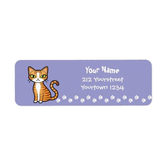 Design Your Own Cartoon Cat