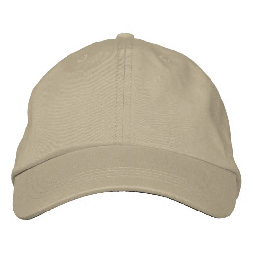 Design Your Own Embroidered Baseball Cap Mocha