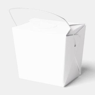 Design Your Own Favor Box