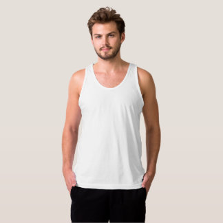 Design Your Own Jersey Tank Top