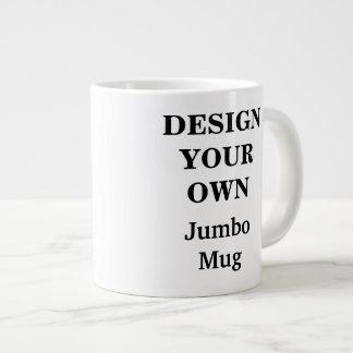 Design Your Own Jumbo Mug - Fully Customizable