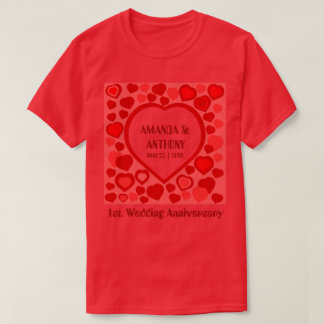 Design your own love T-Shirt