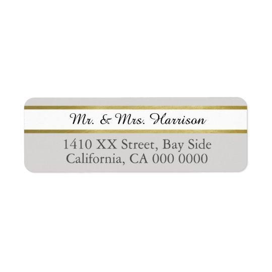 design your own mr. & mrs. light grey chic