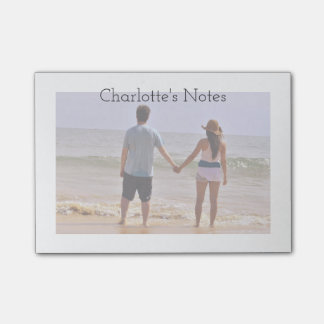 Design Your Own One of a Kind Personalized Post-it® Notes