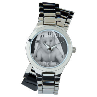 Design Your Own Personalized One Of A Kind Wrist Watch