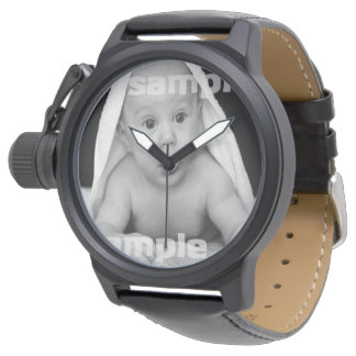 Design Your Own Personalized Wristwatches