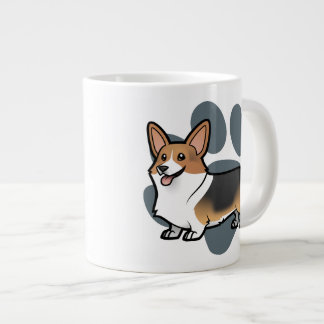 Design Your Own Pet Large Coffee Mug