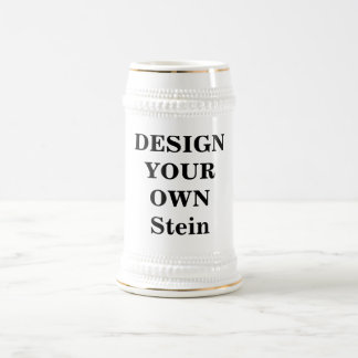Design Your Own Stein Mug