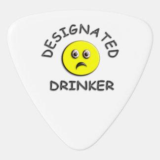 Designated Drinker Guitar Pick