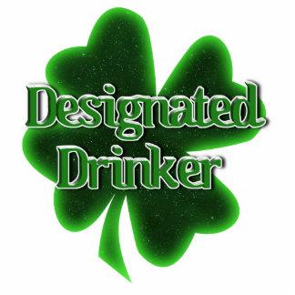 Designated Drinker Cut Out