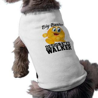 Designated WALKER Dog Shirt ... ; )