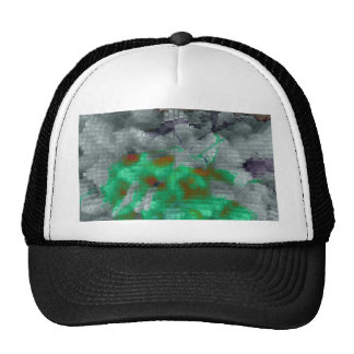 Designed Explosion #13 Trucker Hat