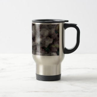Designed Explosion #1 Travel Mug
