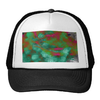 Designed Explosion #5 Trucker Hat