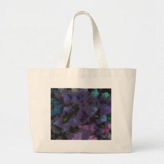 Designed Explosion #6 Large Tote Bag