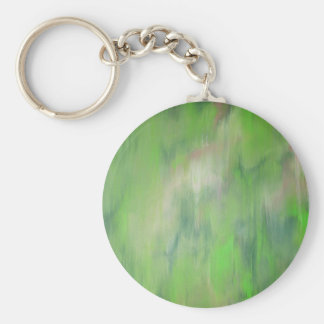 """Designed from the original painting """"Road Trip"""" Basic Round Button Keychain"""