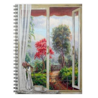 designed Notebook