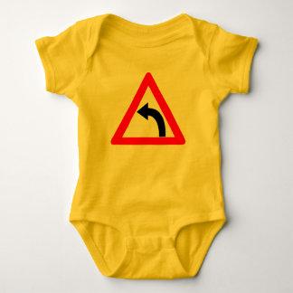 designer baby bodysuit by DAL