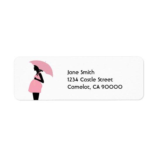 Designer Baby Shower [Pink]