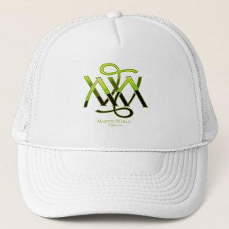 DESIGNER BASEBALL CAP von Majestic World Trucker Hat