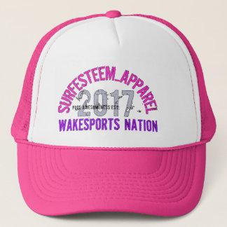 Designer Cap, SURFESTEEM brand. Womens Trucker Hat