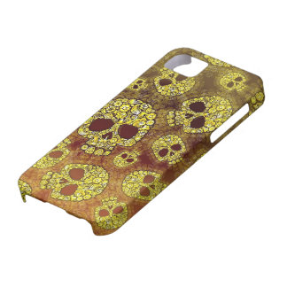 Designer Fashion Skulls iPhone 5 Case