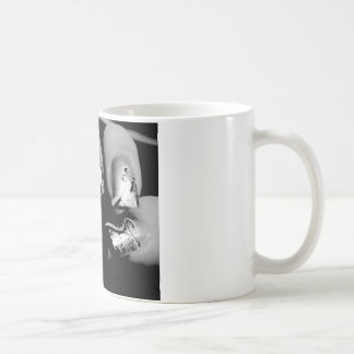 Designer Fingernails Classic White Coffee Mug