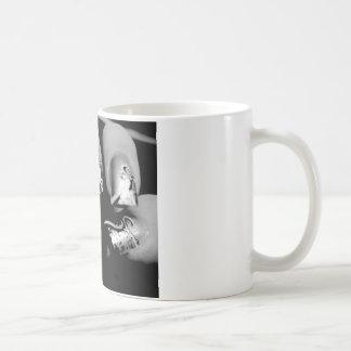 Designer Fingernails Classic White Coffee Mug