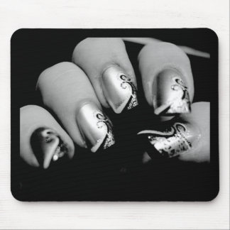 Designer Fingernails Mousepads