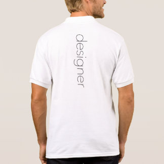 Designer Gilden Jersey Polo Shirt