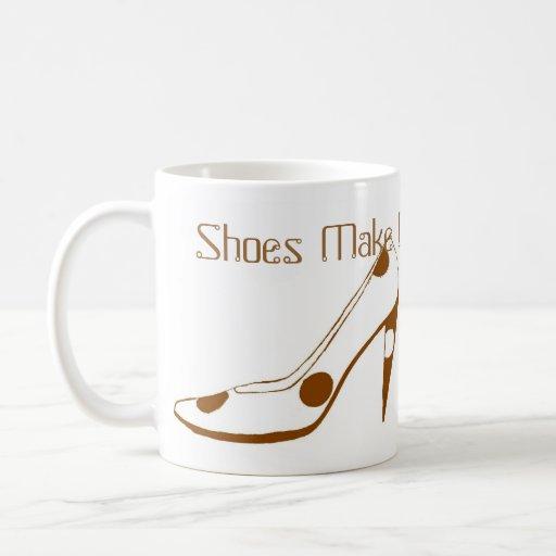 Designer high Heels for Women who Love Shoes Mug