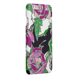 designer phone case - purple