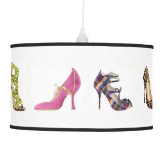 Designer Shoes Lamp Shade