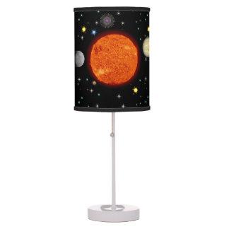Designer Solar System Lamp! Table Lamp