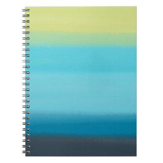 Designer Style Notebook // Watercolor
