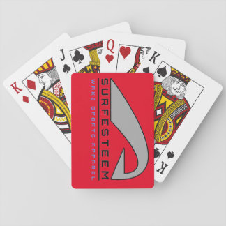 Designer, SURFESTEEM_apparel playing cards
